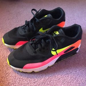 Nike Air Max Black Sneakers